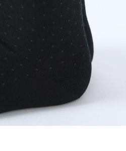 メンズ ウールピンドットビジネスハイソックス27cm~28cm