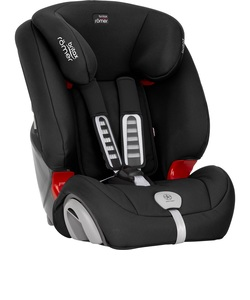BRITAX EVOLVA 123 PLUS COSMOS BLACK