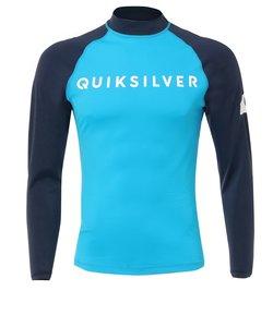 【QUIKSILVER クイックシルバー 公式通販】クイックシルバー (QUIKSILVER)メンズ / UPF50  長袖 プルオーバーラッシュガード ON TOUR LR