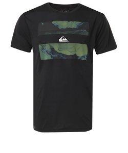 【QUIKSILVER クイックシルバー 公式通販】クイックシルバー (QUIKSILVER)メンズ / UPF30 ロゴプリント サーフTシャツ LAVA DIVISION SS