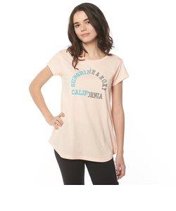【ROXY ロキシー 公式通販】ロキシー(ROXY)UVカット & 速乾 バッククロスTシャツ MATCH UP S/S TEE