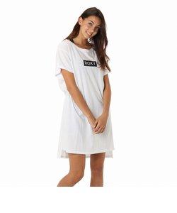 【ROXY ロキシー 公式通販】ロキシー(ROXY)Tドレス BOX ROXY TEE DRESS