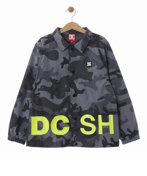 【DC ディーシー公式通販】ディーシー (DC SHOES)20 KD COACH JACKET コーチジャケット 撥水 耐水 KIDS