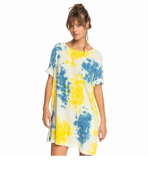 BOXY DRESS MID SLEEVES ワンピース ウィメンズ ORIGINALS