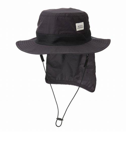 【ROXY ロキシー 公式通販】ロキシー(ROXY)キッズ 日焼け防止 ハット UPF50+ GIRL UV WATER CAMP HAT