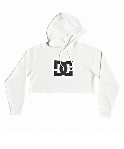 【DC ディーシー公式通販】ディーシー (DC SHOES)STAR CROPPED HOODIE