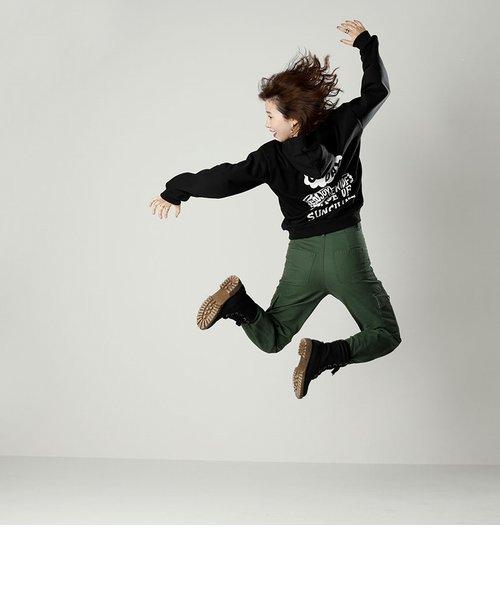 【ROXY ロキシー 公式通販】ロキシー(ROXY)【ROXY × CHOCOMOO】 バックプリント パーカー CHOCOMOO HOODIE