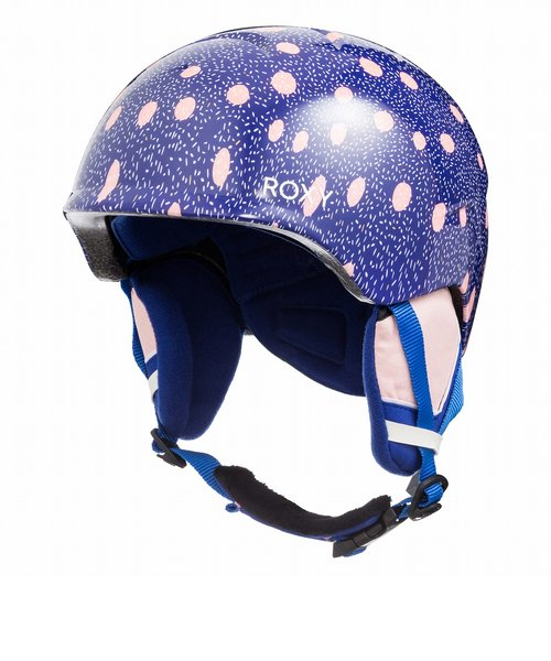 【ROXY ロキシー 公式通販】ロキシー(ROXY)ヘルメット SLUSH GIRL (130-150サイズ向け)