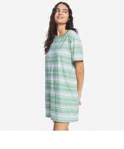 【QUIKSILVER クイックシルバー 公式通販】クイックシルバー (QUIKSILVER)STM TEE DRESS ウィメンズ  GLOBALデザイン