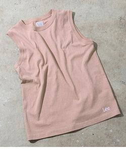 【Lee×ViS】刺繍ノースリーブTシャツ