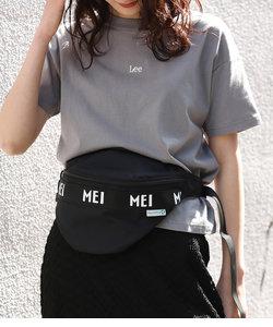【MEI×ViS】リサイクルナイロンウエストポーチ