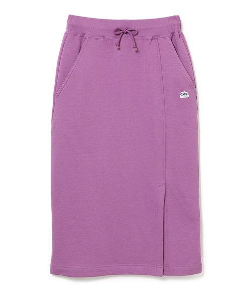 【Lee×ViS】裏毛ロングスカート