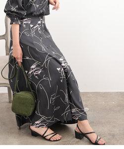【WEB限定】【6色展開】アソートフロントボタンスカート