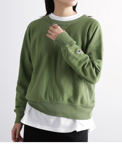 【Champion】 REVESEWEAVE C/N SWEAT
