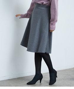 【セットアップ対応】リップルフレアースカート