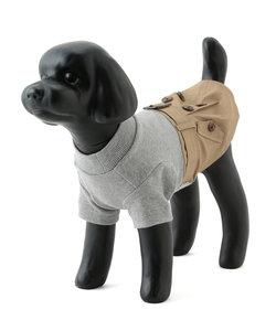 【DOG】トレンチスカートワンピース