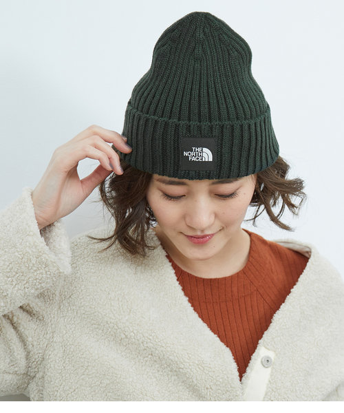 【THE NORTH FACE】リブビーニー