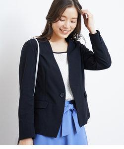 【新色追加】キレイめノーラペルジャケット