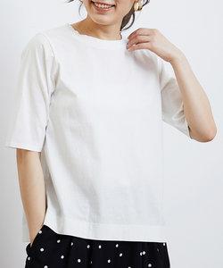 シルケット天竺Tシャツ