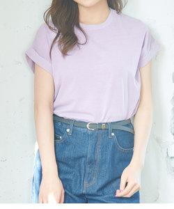 【WEB限定】ピグメント染めTシャツ