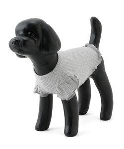 【DOG】重ねチュールテレコトップ