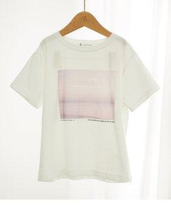 【ROPE' PICNIC KIDS】オーガニックコットンフォトTシャツ