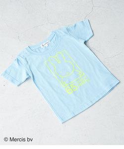【miffy×ROPE' PICNIC KIDS】アニバサリープリントTシャツ