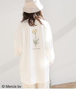 【WEB限定】【miffy×ROPE' PICNIC】ロングTシャツ