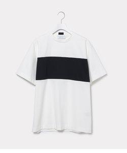 ポンチラインTシャツ