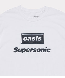 【oasis for ADAM ET ROPE'】SONG LYRICS T-shirt(長袖)