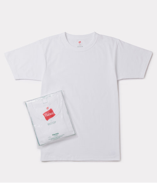 【Hanes FOR BIOTOP】別注 2-Pack T-SHIRTS