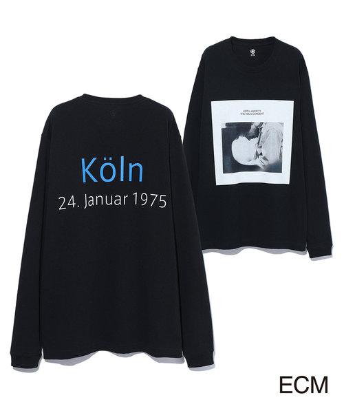 〈KEITH JARRETT〉LONG SLEEVE PHOTO T-shirt