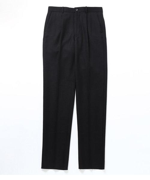 【Scye Clothing for WILD LIFE TAILOR】1タックトラウザーズ