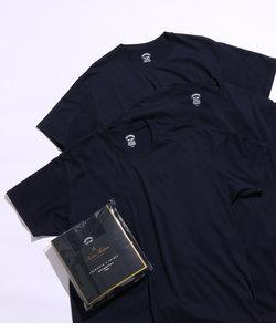 【Brooks Brothers】別注 スーピマコットン 3パック  Tシャツ