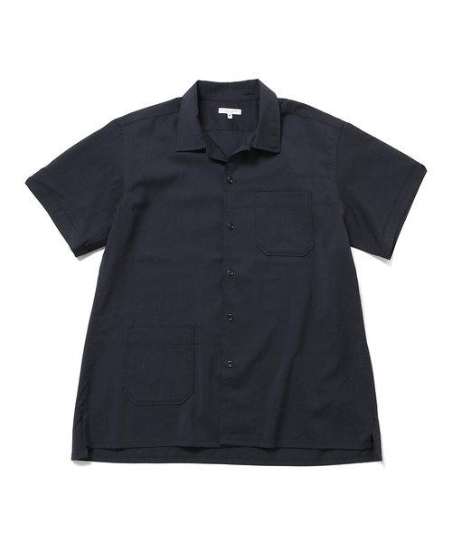 ENGINEERED GARMENTS EX Tropical Wool Camp Shirt