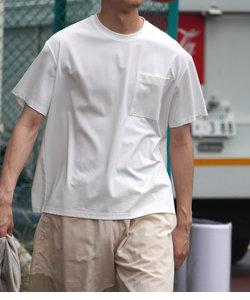 40G ポンチポケットTシャツ