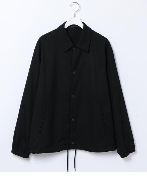 【Carreman】ルーズ コーチジャケット/セットアップ対応