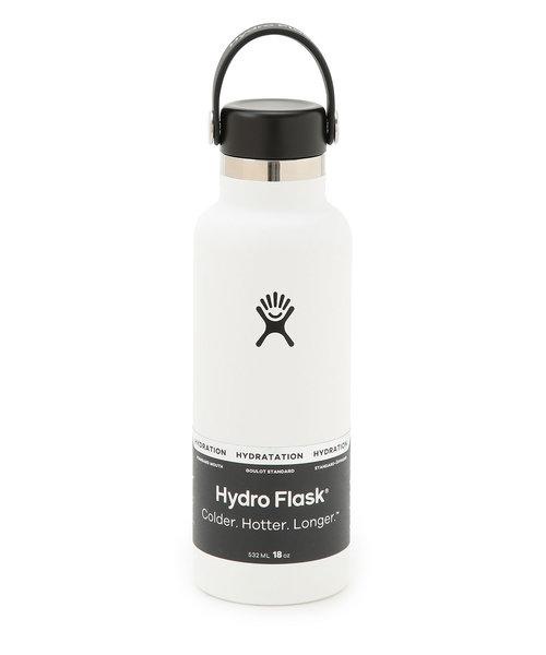 【Hydro Flask】【保温保冷】ハイドロフラスク 18oz Standard Mouth