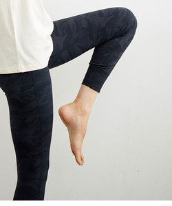 【Vuori】ハイウエストベーシックタイツ daily legging