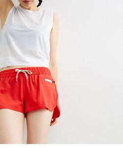 【Vuori】【防臭&速乾】ライナー付きショートパンツ clementine short