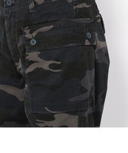 カモフラージュ エアロ パンツ/ CAMOUFLAGE BU AERO PANTS