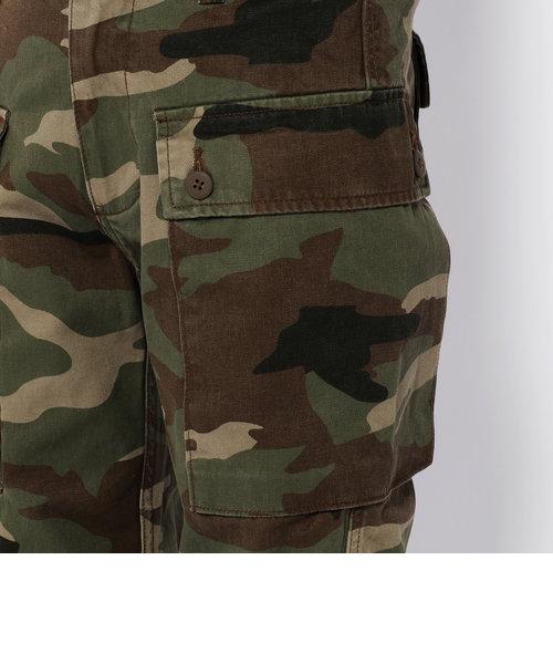カモフラージュ エアロパンツ(スリムフィット)/ CAMOUFLAGE BU AERO PANTS(SLIM FIT)