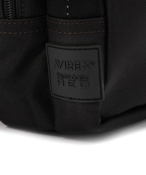 AVIREX×Samsonite RED/ アヴィレックス×サムソナイト レッド/ SHOULDER BAG/ ショルダーバッグ