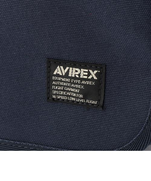 AVX344/アヴィレックス カブセ ショルダー/ AVX344/AVI SHOULDER BAG