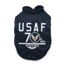 【直営店舗限定】avirex/ アヴィレックス/ DOG-WEAR USAF 70th TYPE MA-1/ U.S.A.F. 70周年記念 ドッグウェア タイ