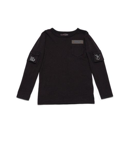 キッズ ファティーグ ロングスリーブ ティーシャツ/ KID'S FATIGUE L/S T-SHIRT