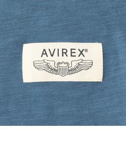 AVIREX/アヴィレックス/キッズ 背中 ロゴ Tシャツ/KIDS BACK LOGO T-SHIRT