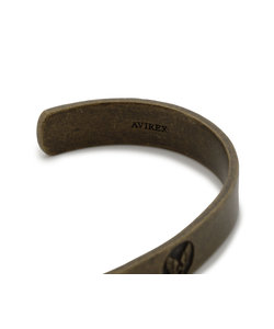 AVIREX/アヴィレックス/エアフォースマークバングル/AIR FORCE MARK BANGLE