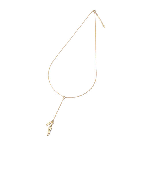AVIREX/アヴィレックス/WOME'S FEATHER NECKLESS/フェザー ネックレス
