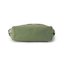 カモフラージュ ミニトートバッグ/ CAMOUFLAGE COMBINATION MINI TOTE BAG